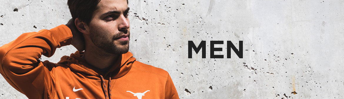Mens Texas Longhorn Clothing