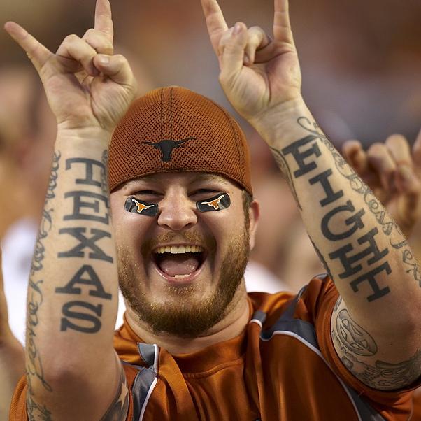 Texas Longhorn Tattoo