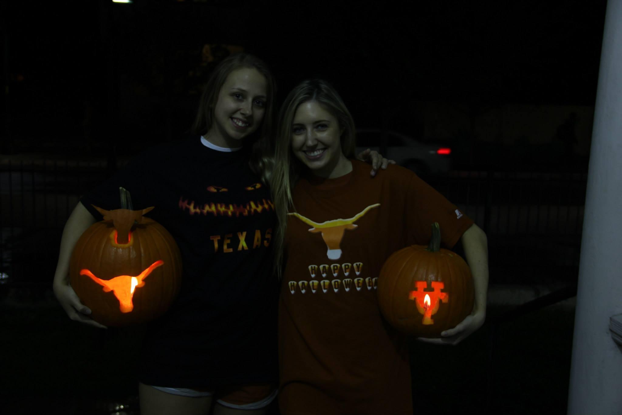 Texas Longhorn halloween